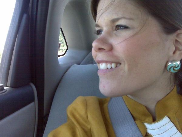 smile in cab