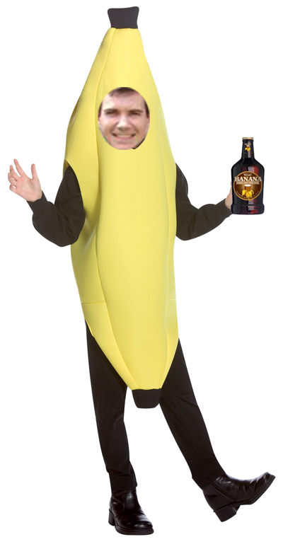 he went bananas over this beer, will you?