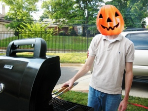 Pumpkin ales in large doses may cause excessive cleanliness, meticulous grilling and urges to load servers and map hard drives.